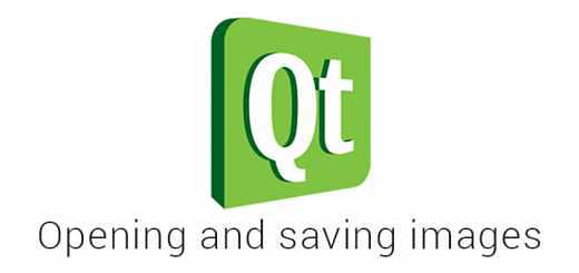 QT 5.2 opening and saving images